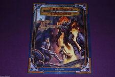 D&D DONJONS DUNGEONS & DRAGONS V3 Jeu de Role - Maitre de la Forteresse de Fer