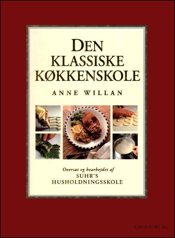 Gastronomisk Grundbog, James Peterson, emne: mad og vin