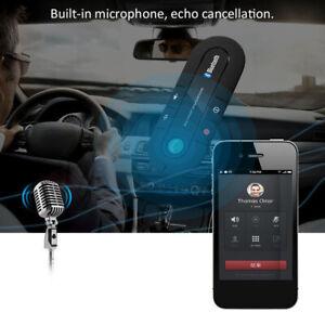 Kit-Manos-Libres-BLUETOOTH-Coche-Universal-Altavoz-Kit-para-Telefono-MP3-ES