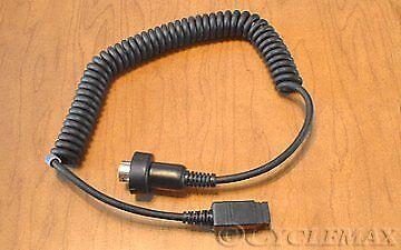 HARLEY DAVIDSON J/&M Performance Lower Headset Cord SEE FITMENT. HC-PHD