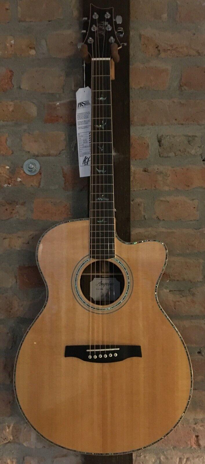 PRS SE Angelus A60E NT Akustikgitarre Acoustic Guitar Koffer Case NEU NEW