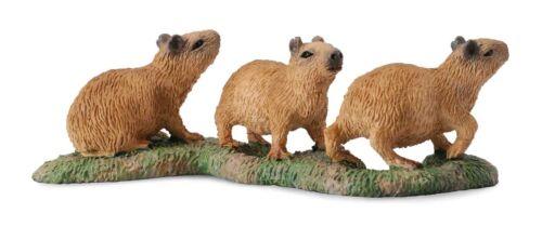 Capybara Babies 5,5 cm Wild Animals Collecta 88541
