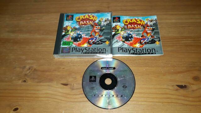 Jeu Sony Playstation PS1 Crash Bash complet