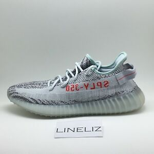 6d63d9483 Image is loading adidas-YEEZY-Boost-350-V2-Blue-Tint-SIZES-