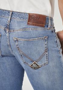 Jeans-ROY-ROGERS-Uomo-Mod-529-MAN-ZEUS-Nuovo-e-Originale-SALDI
