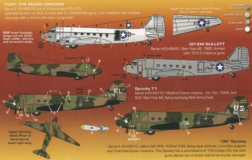 VIETNAM WAR VANTAGE NAM ERA LAPEL PIN Douglas AC-47 Spooky Close Air Support