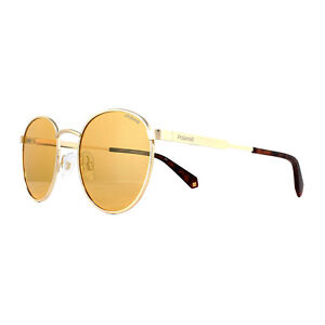 b36b50ad02 Polaroid Sunglasses PLD 2053 S L7Q HE Gold Copper Polarized ...