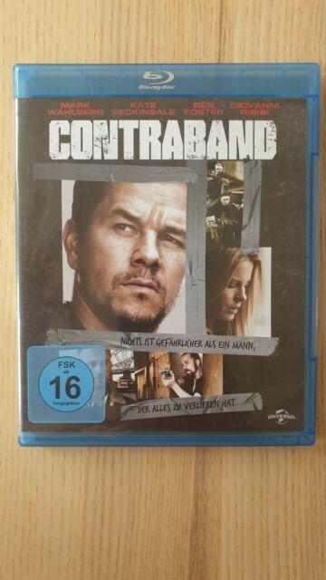Contraband (2012) Blu-Ray