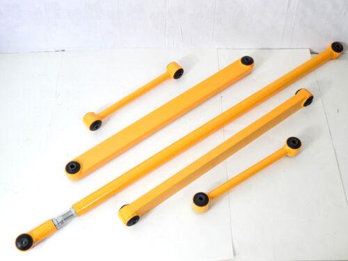 Conjunto de barras de longitudinal refuerza//5 pieza-Lada Niva 1600 cm³ 1700 cm³ 1900 cm³