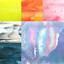 5x14cm-placa-de-vidrio-de-color-para-mosaicos-Artes-y-Oficios-Varios-Colores miniatura 1