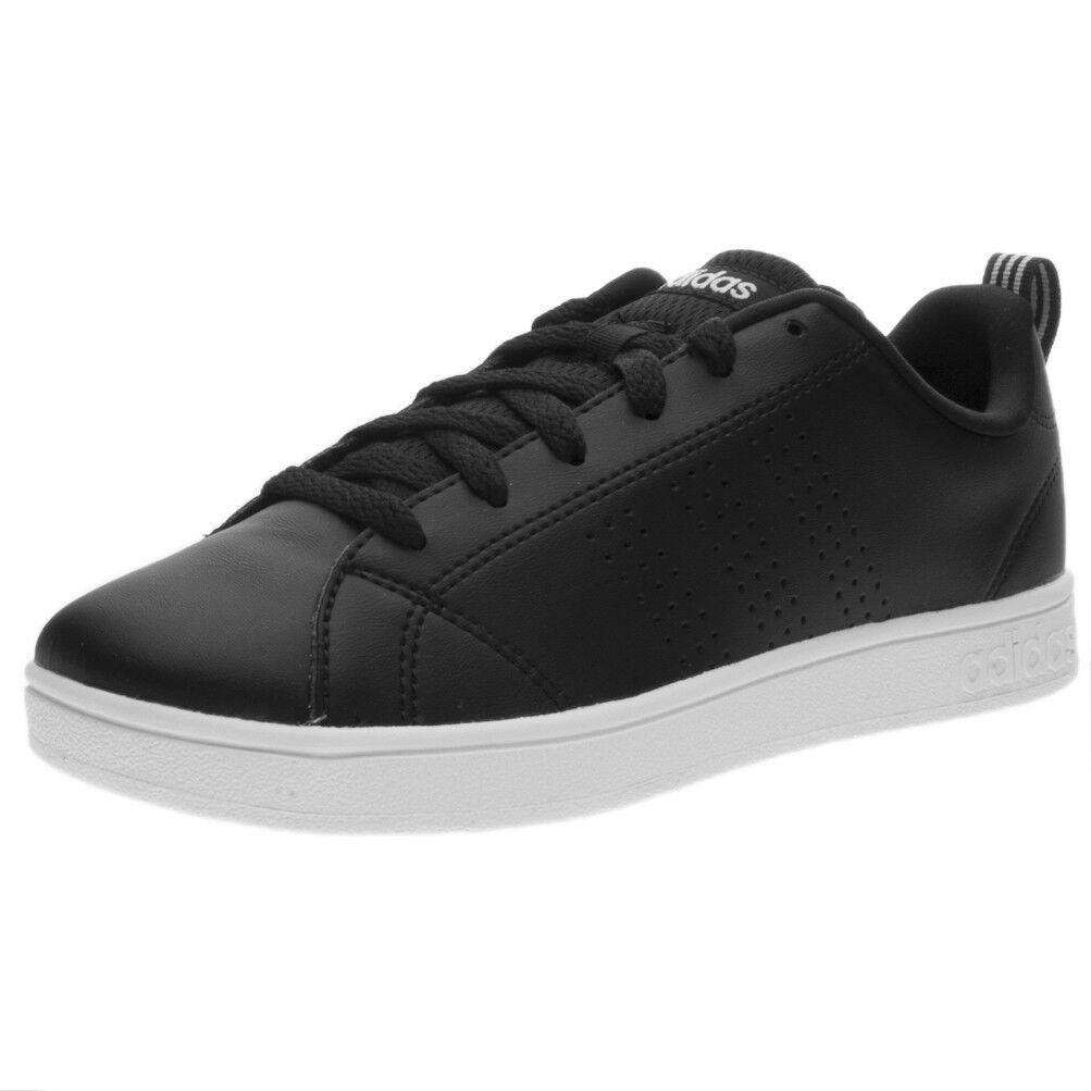 Schuhe Adidas Vs Advantage Clean B42187 Nero