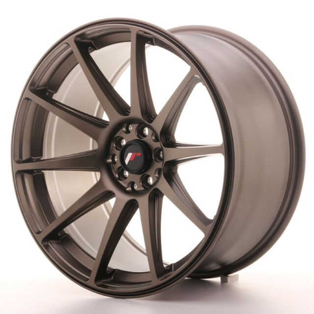 Un Cerchio in Lega Japan Racing JR11 19x9.5 ET22 5x114/120 Bronzo