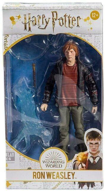 Harry Potter - Figurine Deathly Hallows Part II - Ron Weasley 15 cm - McFarlane