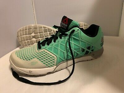 Reebok Crossfit Women's Size 8 Cross Training Shoes CF74 Green | eBay