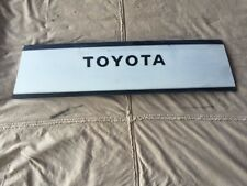 1984 Toyota Van Molding