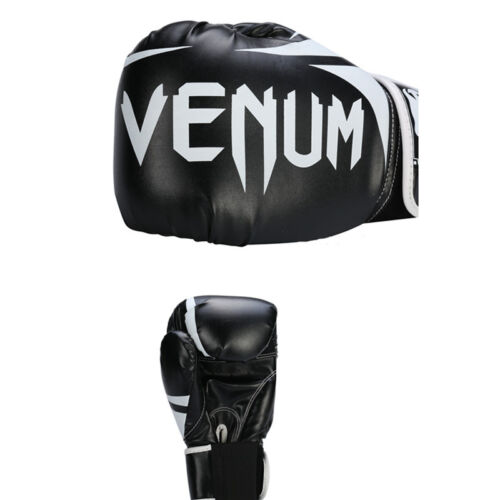 VENUM NEO Challenger 2.0 Boxing Gloves MMA BJJ Sparring Training 8 10 12 14 16oz