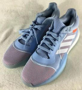 mundo búnker canto  adidas Marquee Boost Low Men's Glow Blue Basketball Sneakers G26215 Size 16  New! | eBay
