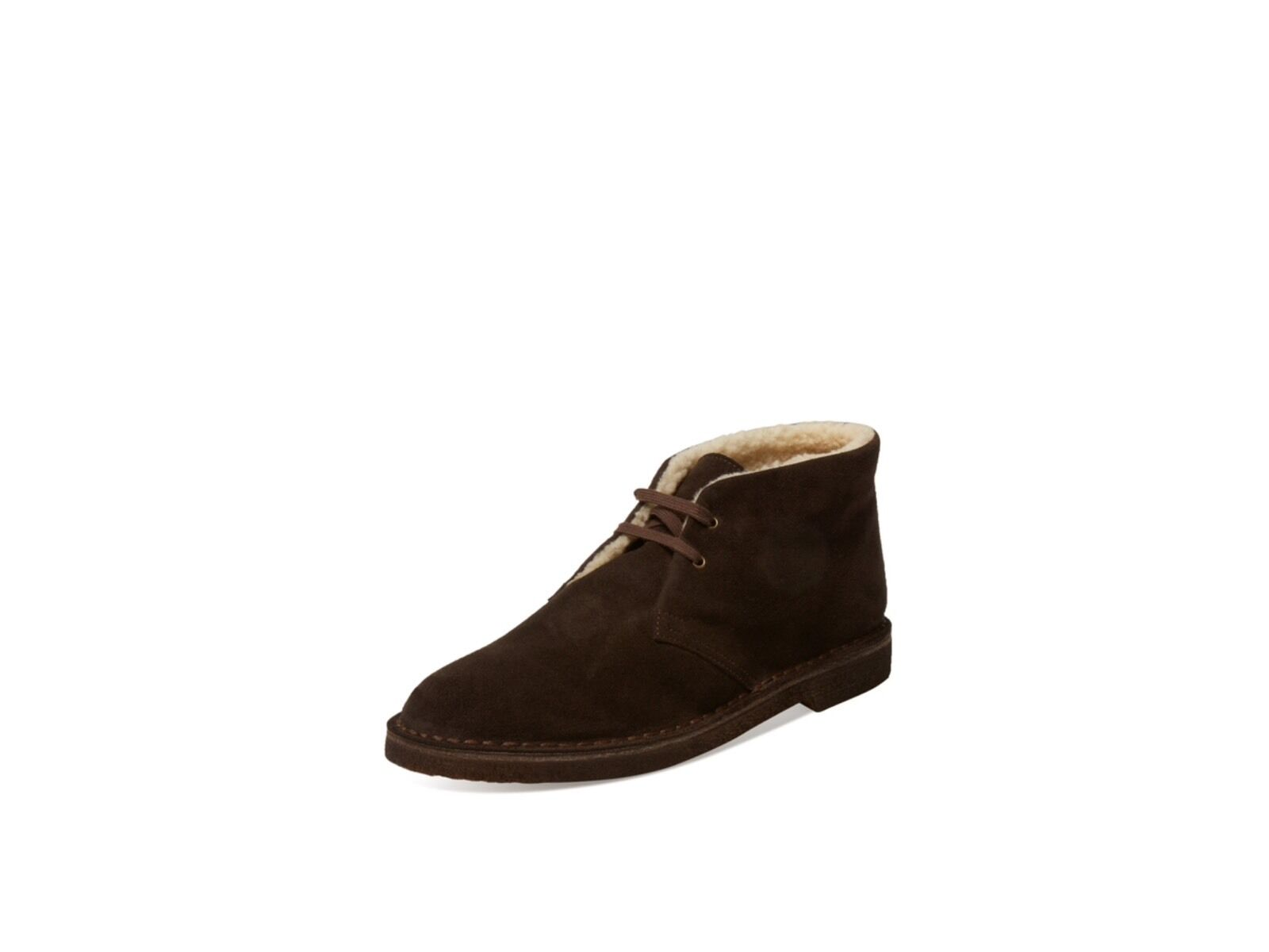 Men's Russell Park Brown Suede Chukka Boots 10