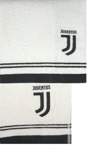 ospite  set 2 pezzi  Nuovo Logo Asciugamani JUVENTUS