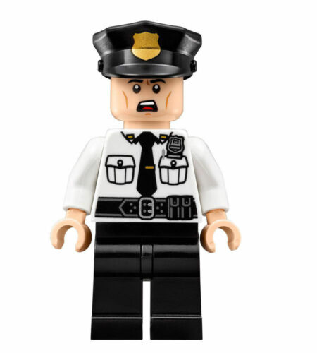 LEGO Batman Movie Special Delivery Security Guard Minifigure 70910