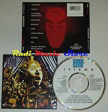 CD EMF Stigma 1992 uk PARLOPHONE 0777 7 803482 7  lp mc dvd