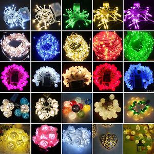 2-3-4-10-20m-Guirnalda-luces-led-alambre-de-cobre-GUIRNALDA-LUCES-NAVIDAD