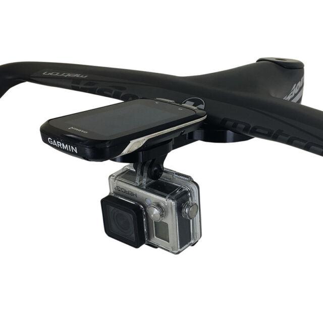 Metron 5D 6D Integrated Handlebar Edge /& GoPro Garmin Combo Mount for Vision