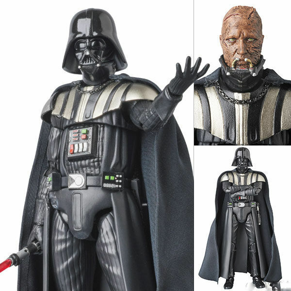 Medicom Mafex 037 Darth Vader Revenge Of The Sith Ver Figure For Sale Online Ebay