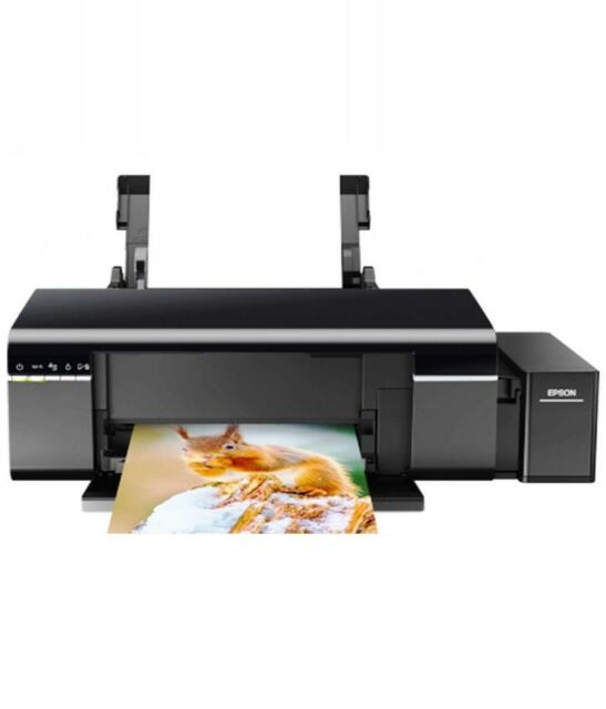 Epson L-805 A4 Size Colour Photo Printer Wi-Fi- USE FLAT12OFFF & get at 16940