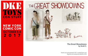 NYCC 2017 exclusive The Great Showdowns DIE HARD Bruce Willis DKE Scott C 2018