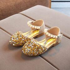 bb4740126f13 item 2 Toddler Infant Kids Baby Girls Pearl Bling Sequins Single Princess  Shoes Sandals -Toddler Infant Kids Baby Girls Pearl Bling Sequins Single  Princess ...