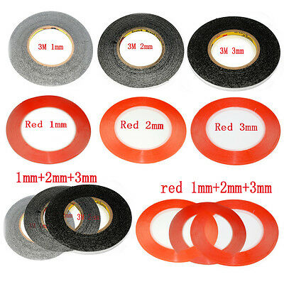 Double Sided Red Tape for Tablet and Mobile Phone Repair 1MM