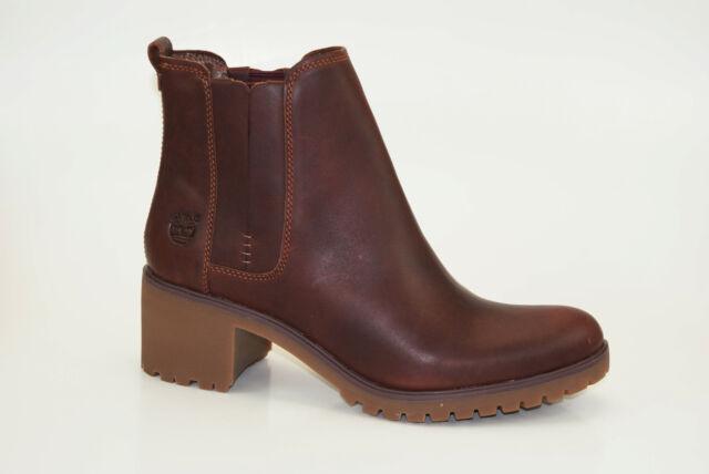 Timberland Averly Chelsea Womens Boots Damen Stiefeletten Schuhe Stiefel A11DQ