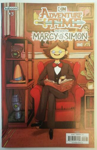 Adventure Time Presents Marcy and Simon #3 Chuatico Cover