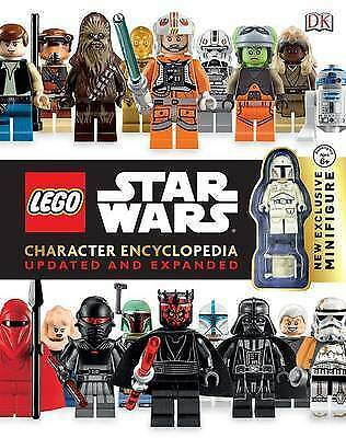 1 of 1 - LEGO (R) Star Wars (TM) Character Encyclopedia Updated and Expand  RRP £14.99