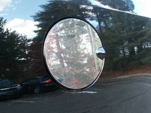 Fits Chevy Impala 2006-2013 QAA Stainless Polished Chrome Gas Cap Accent Trim