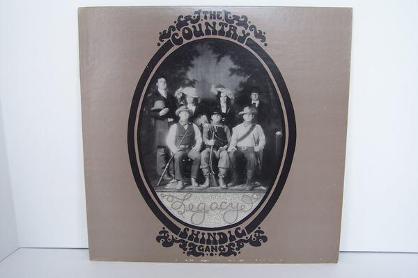 The Country Shindig Gang - Legacy Vinyl LP Record Album