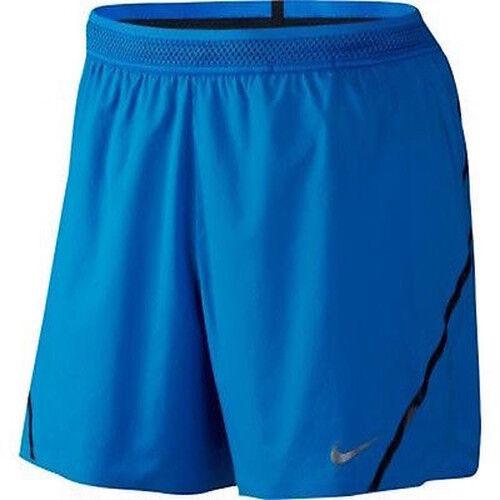 "NWT Nike Men's Dri-Fit 5"" Aeroswift Race Running Shorts 2XL 717881"