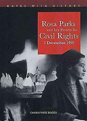 Rosa Parks und Her Protest für Civil Rights von Steele, Philip