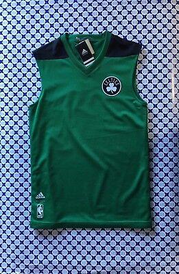 Canotta Adidas Nba Reversibile Uomo - Celtics - Verde Nero - Aj1888 Vendite Di Garanzia Della Qualità