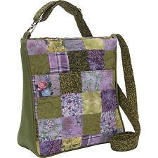 Donna Sharp Expanded Hipster Crossbody/Shoulder Bag in Grape Patch (SALE!)