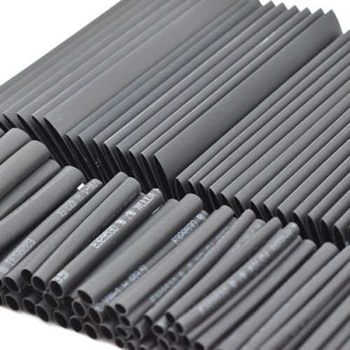 127x Assortment Heat Shrink Sleeve Electrical Cable Tube Tubing Wrap Wire Kit AQ