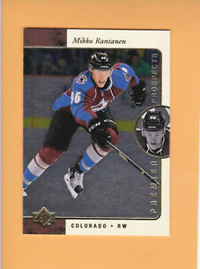 2015-16-SP-AUTHENTIC-95-96-RETRO-R41-MIKKO-RANTANEN-AVALANCHE-FREE-SHIP