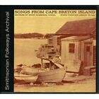 Songs From Cape Breton Island by Various Artists (CD, May-2012, Smithsonian Records)
