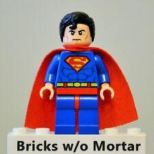 New Genuine LEGO Superman Minifig DC Super Heroes 76040