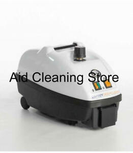 details about robby 4 bar deep clean industrial carpet tile dry steam steamer cleaner iron