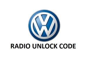 VW-Radio-Code-Unlock-Decode-PIN-Volkswagen-Radio-Code