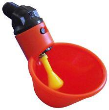 24 Automatic Waterer Drinker Cups Chicken Coop Poultry Chook Bird Turkey Drink