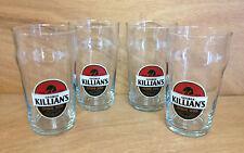 Killian's Irish Red 16 oz Nonic Glass - Set of 4 Killians Glasses - NEW & F/S