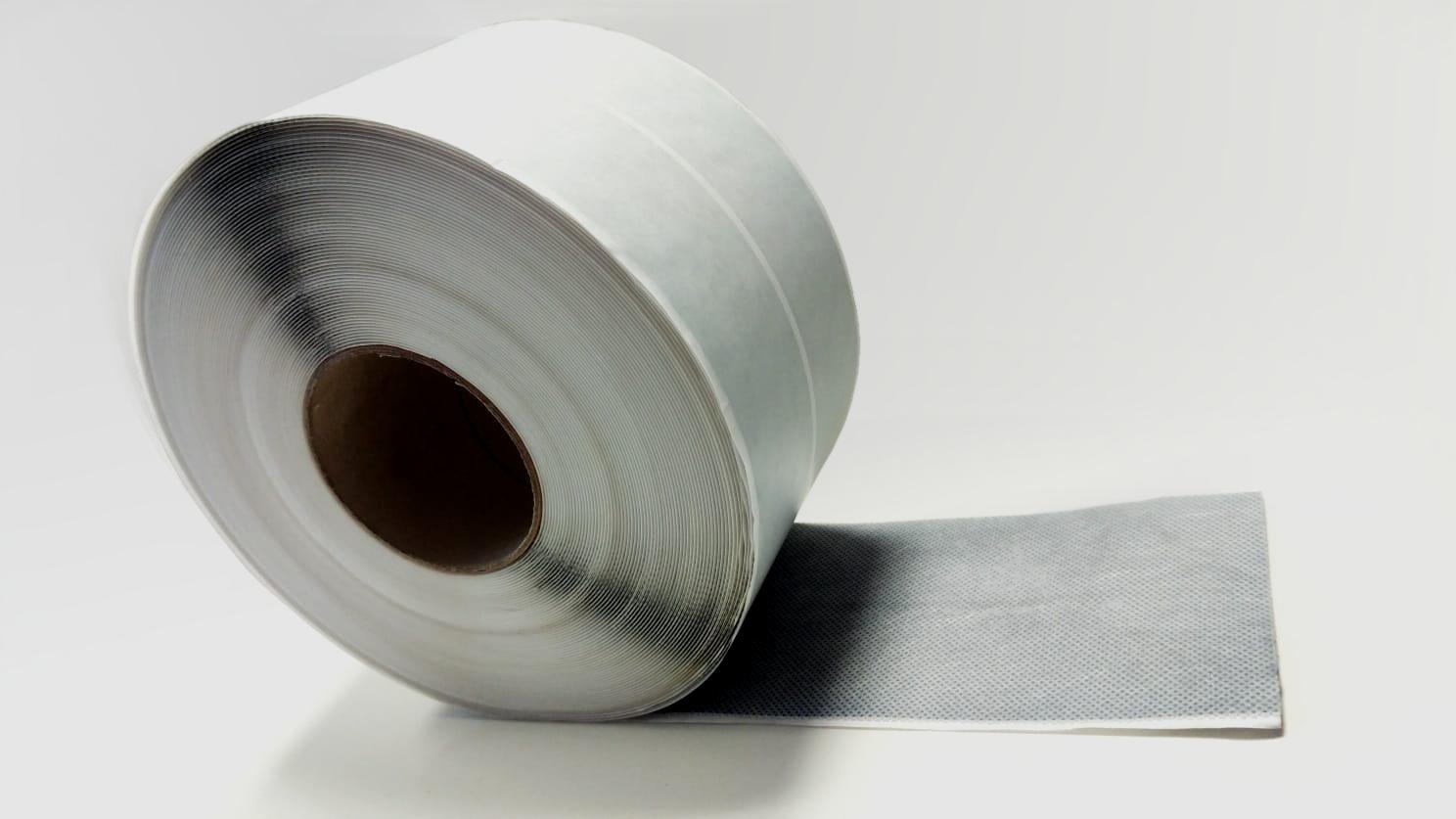 5m Alubutyl Butylband Alu Butyl Klebeband Dichtband Selbstklebend 10//15cm Breite